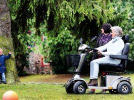 Zakup elektrycznego wózka inwalidzkiego